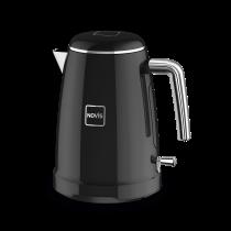 NOVIS Wasserkocher Kettle K1 schwarz