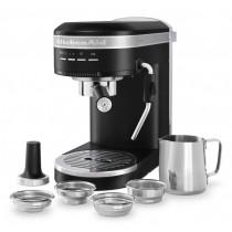 """KitchenAid Espressomaschine """"ARTISAN"""" gusseisen schwarz"""