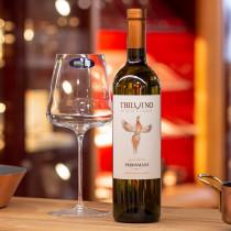 Tbilvino Pirosmani, lieblicher Weißwein 0,75l Georgien