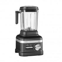 KitchenAid ARTISAN Power Plus Blender/Standmixer Gusseisen schwarz
