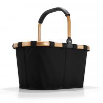 reisenthel carrybag Einkaufskorb 22l - mit Goldrahmen