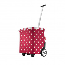 reisenthel® carrycruiser 40l ruby dots OE3014