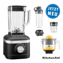 KitchenAid ARTISAN K400 Standmixer 5KSB4026EBK gusseisen schwarz Sparpaket