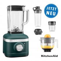 KitchenAid ARTISAN K400 Standmixer 5KSB4026EPP Palmenstrand Sparpaket
