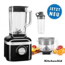 KitchenAid ARTISAN K400 Standmixer 5KSB4026E mit Zitruspresse + 1x To-Go