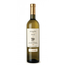 Tbilvino Tbilisi Georgien, trockener Weißwein 0,75l
