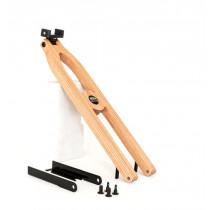 WaterRower Smartphone / Tablet- Halterung Esche - WaterRower Zubehör , 10.231, 4260263015647