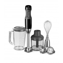 KitchenAid Stabmixer-Set Onyxschwarz