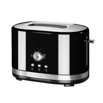 KitchenAid manueller Toaster Onyxschwarz