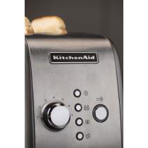 KitchenAid 2-Scheiben-Toaster Edelstahl 5KMT221ESX