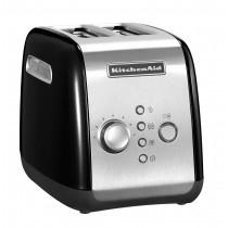 KitchenAid 2-Scheiben-Toaster Onyxschwarz