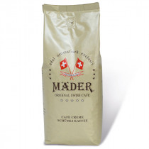 Mäder Creme Exquisit 1kg Kaffeebohnen