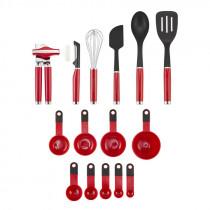 KitchenAid  15 Teile Küchenutensilien/Helfer