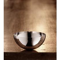 Robbe & Berking Martelé Schale 90g versilbert 12cm, glatter Rand
