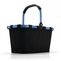 reisenthel® Carrybag Einkaufskorb 22l frame blue/black