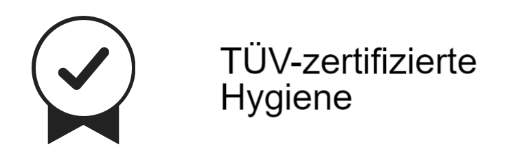 JURA Kaffee-Vollautomaten TÜV-zertifizierte Hygiene