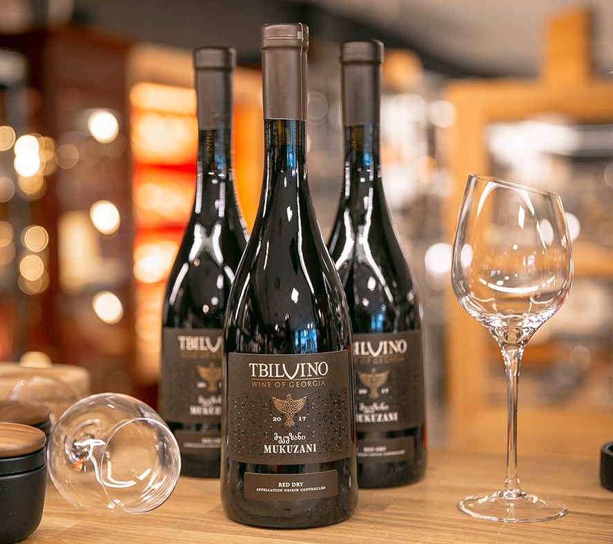 Mukuzani - Georgischer Rotwein zum Sparpreis
