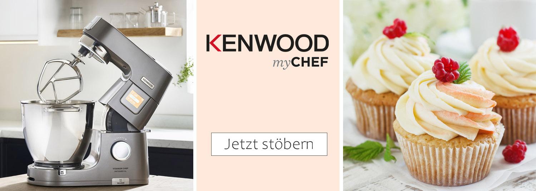 Kenwood Küchenmaschinen, Cooking Chef und Patissierr