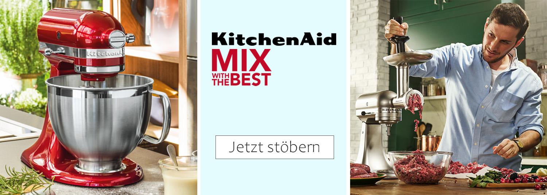 KitchenAid Sparpakete, Küchenmaschinen und Zubehör