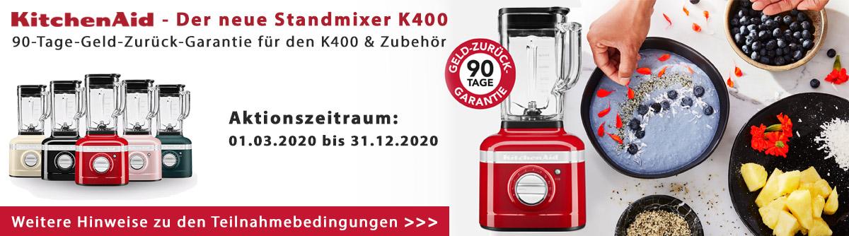 KitchenAid Standmixer online im Suhl Shop und in Rostock kaufen