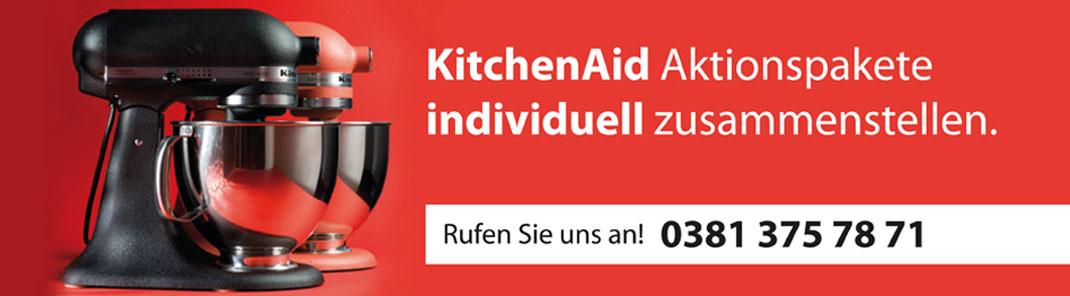 KitchenAid Küchenmaschinen - Aktionspakete mit Sonderzubehör