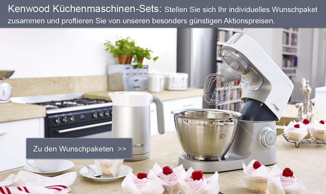 JURA & Kenwood Markenshop bei www.suhl-shop.de