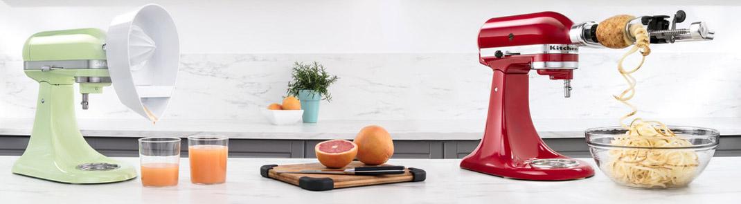 KitchenAid Küchenmaschinen Zubehör