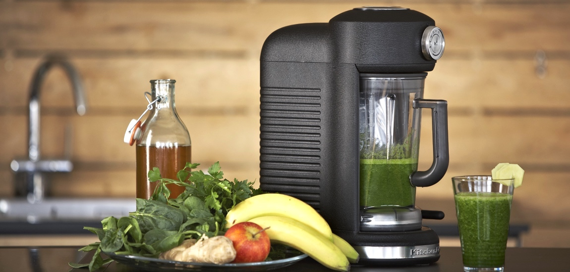 KitchenAid Magnetic Drive Blender – Green Smoothie