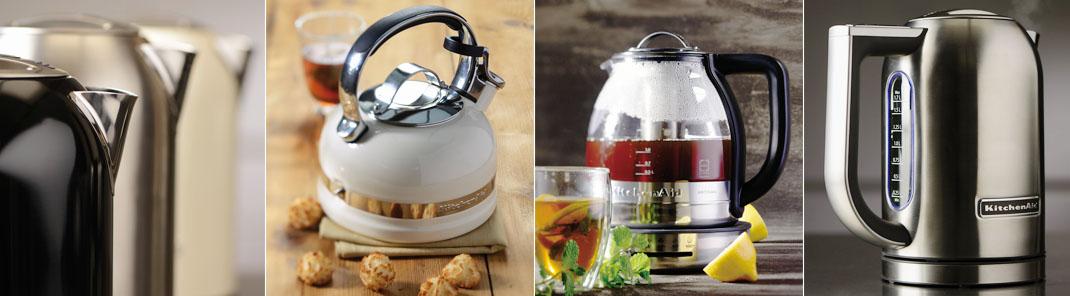 KitchenAid Tee- und Wasserkocher vom Fachhändler in Rostock