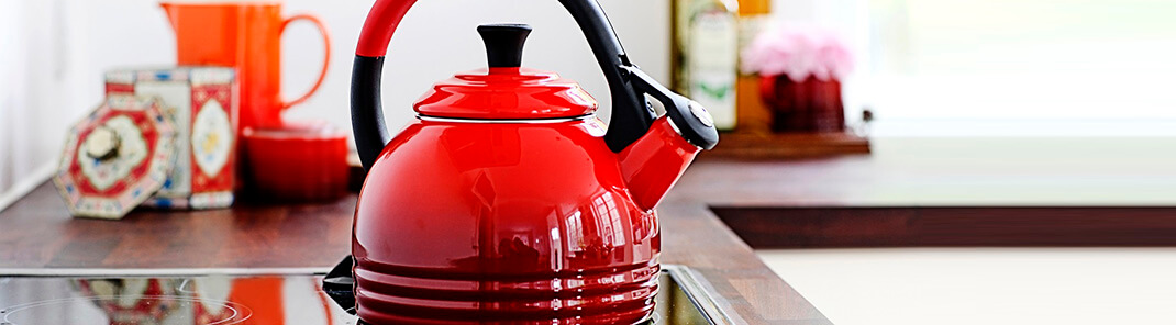 Le Creuset Wasserkessel und Teekocher